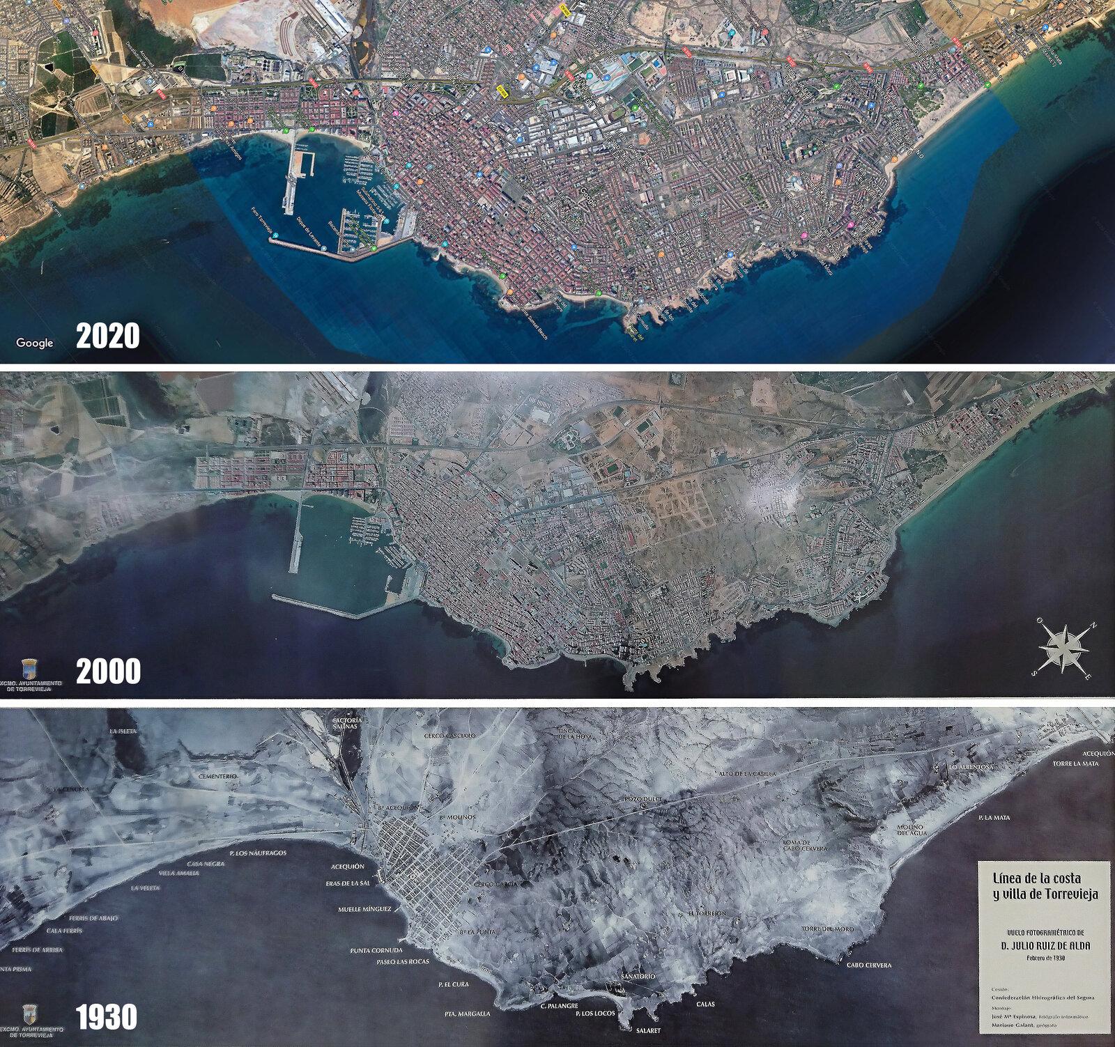 Torrevieja 1930-2020.jpg