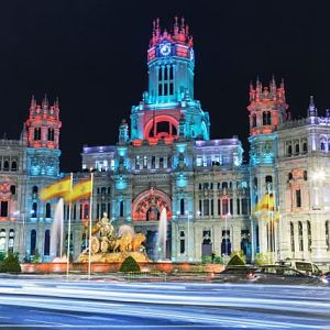 Jul I Madrid