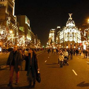 Madrid I Juletid