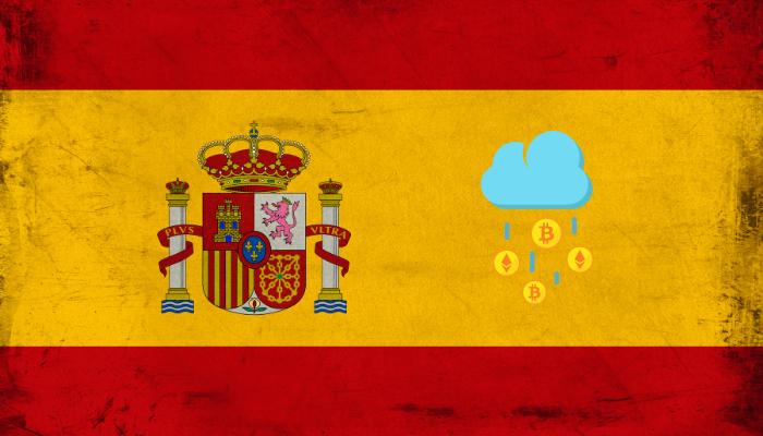 Kryptovaluta i Spanien