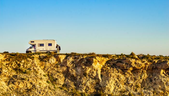 Camping i Spanien
