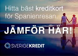 Kreditkort Sverigekredit